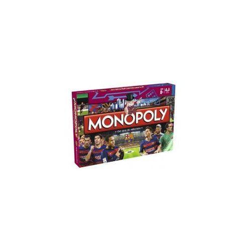 Monopoly FC Barcelona - Poznań, hiperszybka wysyłka od 5,99zł!, CentralaZ9744