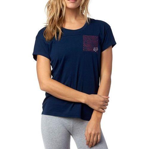 t-shirt damski initiate ss xs ciemnoniebieski, Fox