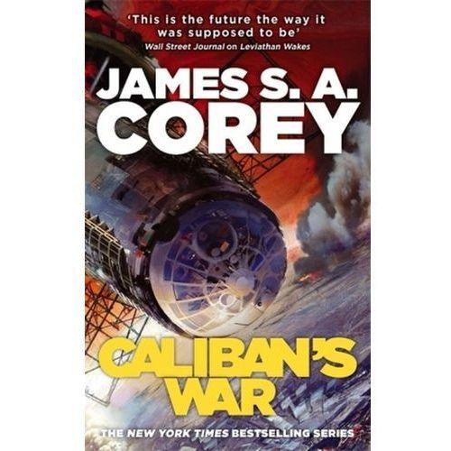 Calibans War (9781841499918)