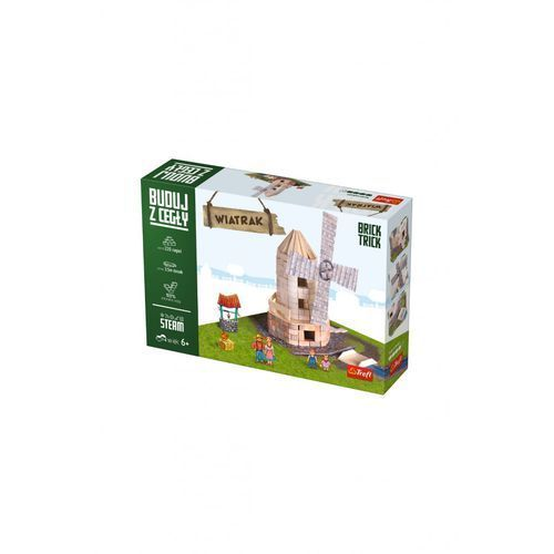 Klocki Brick Trick- Wiatrak 1Y36Q2 Oferta ważna tylko do 2022-07-20