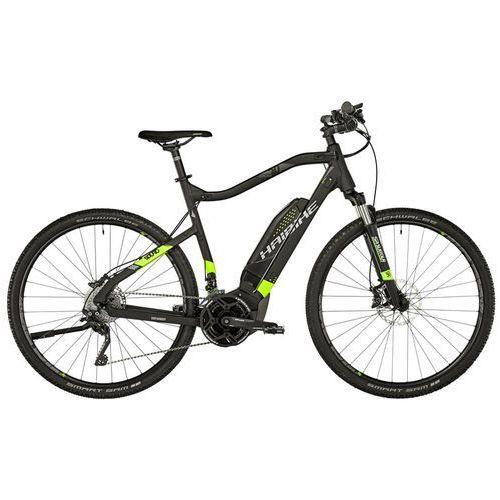 """HAIBIKE SDURO Cross 6.0 Rower elektryczny crossowy czarny 48cm (28"""") 2018 Rowery elektryczne (4054624084393)"""