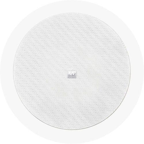 Głośnik sufitowy LD Systems LDCICS52, 88 dB, Moc RMS: 40 W, Impedancja: 8 Ohm, 80 - 20 000 Hz, Kolor: biały, 1 szt., LDCICS52