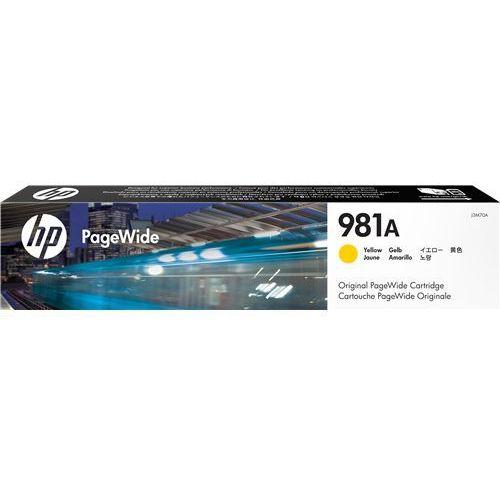 HP tusz Yellow nr 981A, J3M70A