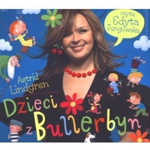 CD MP3 DZIECI Z BULLERBYN TW (Astrid Lindgren)