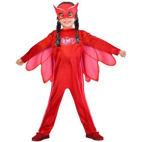 "Strój dla dzieci ""PJ Masks Amaya Sowella PJ Masks"", AMSCAN, rozm. 2-3 lata"