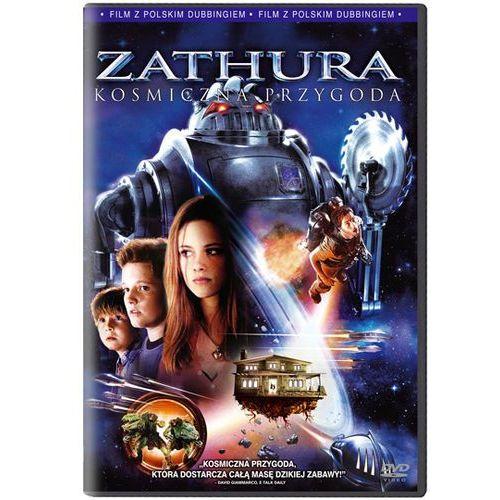 Zathura - kosmiczna przygoda (DVD) - Jon Favreau - sprawdź w wybranym sklepie