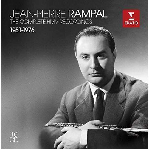 Warner music The complete hmv recordings 1951-76 (box set) (0825646190393)