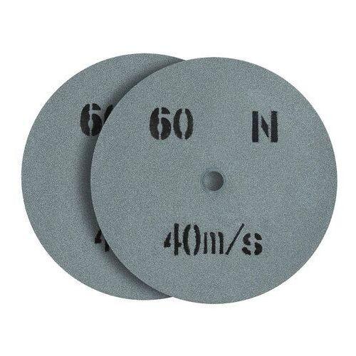 Tarcza do szlifowania - ziarnistość 60 - 200 x 20 mm - 2 szt. marki Msw