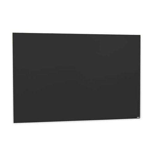 Szklamna tablica suchościeralna czarna wym. 1500 x 1000 mm, 380351