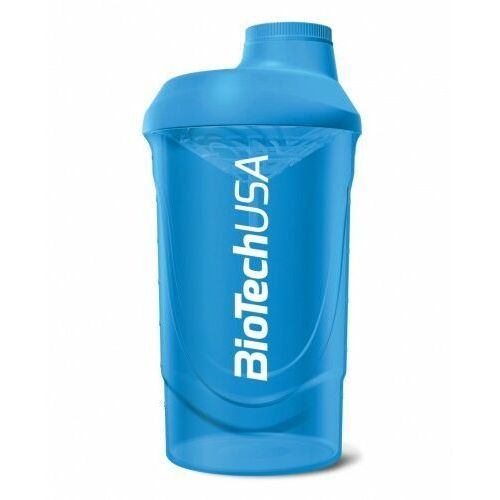 Biotech shaker 600 ml blue marki Biotech usa
