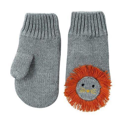 rękawiczki dziecięce lew 6-12m marki Zoocchini
