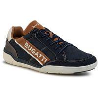 Sneakersy BUGATTI - 325-86901-5400-4100 Dark Blue, w 6 rozmiarach