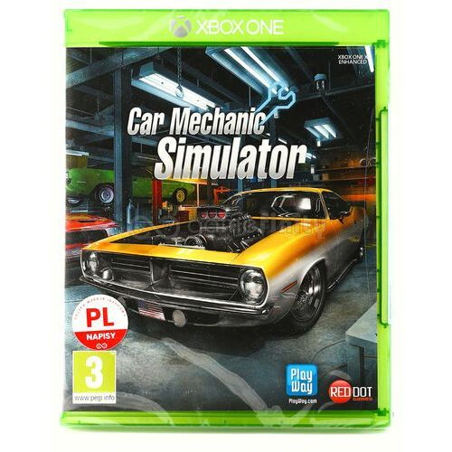 Car Mechanic Simulator (Xbox One)