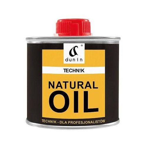 Olej do impregnacji mozaiki drewnianej Natural Oil 200 ml Dunin