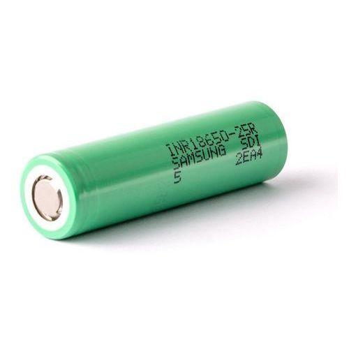 Samsung INR18650-25R 20A 2500mAh Li-Ion 3.7V 18.3x64,85mm bez PCB