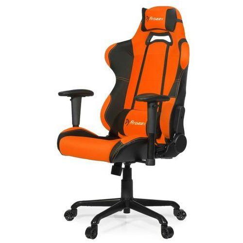Arozzi Fotel gamingowy torretta pomarańczowy torretta-or - odbiór w 2000 punktach - salony, paczkomaty, stacje orlen