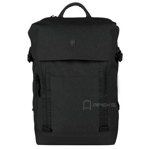 """Victorinox Altmont Classic Deluxe Flapover plecak na laptop 15,4"""" / czarny - Black (7613329048696)"""
