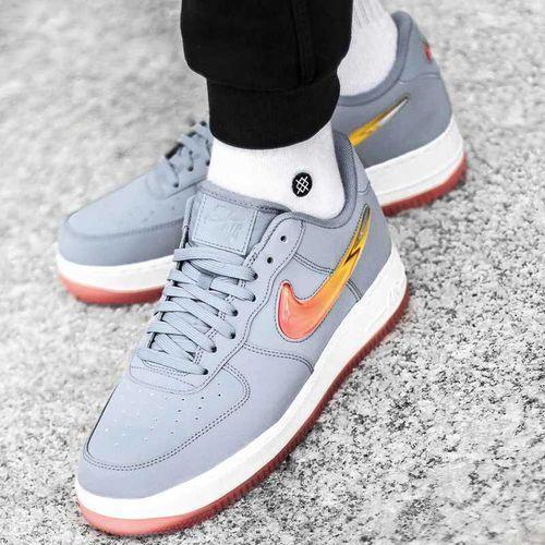 Nike Air Force 1 '07 Premium (AT4143-400), kolor szary