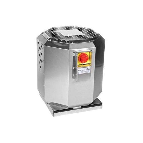 Wysokotemperaturowy wentylator dachowy Harmann ROOFTEC 4-560/10900T