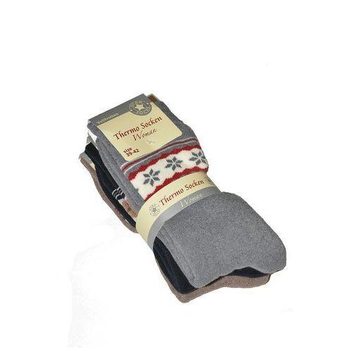 Skarpety Wik Thermo Socken Woman 5408 A'3 35-38, wielokolorowy. WiK, 35-38, 39-42, kolor wielokolorowy