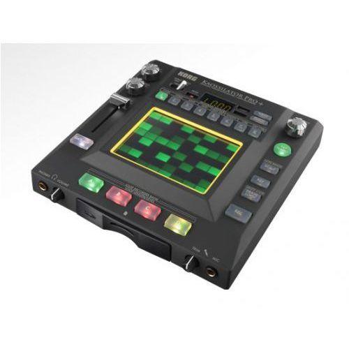 kaossilator pro+ dynamiczny syntezator / looper / vocoder marki Korg