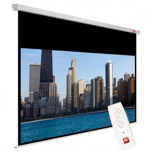 Avtek Ekran elektrycznie rozwijany w obudowie magnum video electric 270
