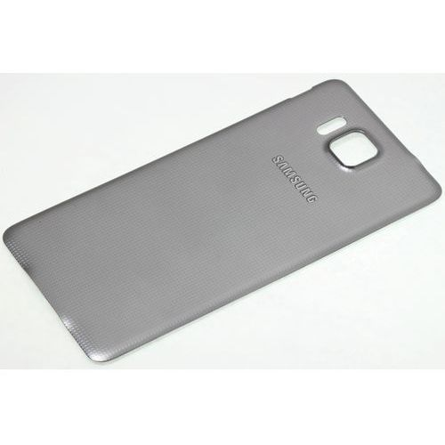 Samsung Klapka baterii galaxy alpha oryginalna grade a srebrna