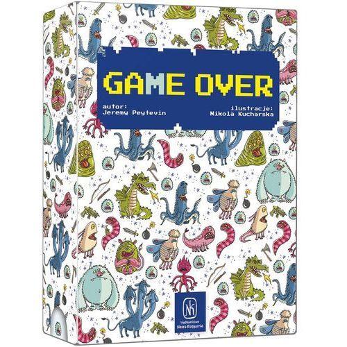 Nasza księgarnia Gra - game over (5902719470301)