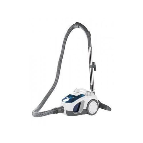 Gallet Vacuum Cleaner ASP718 Verdun Warranty 24 month(s), Bagless, White/blue, 890 W, 1 L, B, A, C, C, 75 dB, HEPA filtration sy