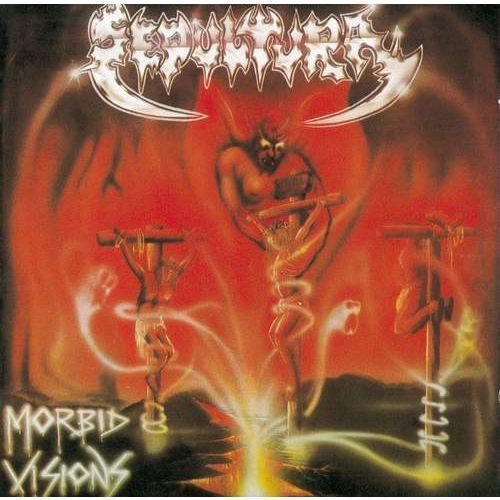 Sepultura - MORBID VISIONS/BESTIAL DEVASTA (0016861876524)