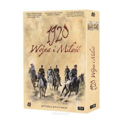 Tvp 1920. wojna i miłość dvd