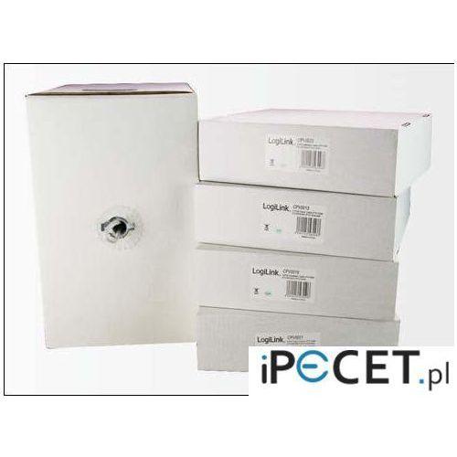 Kabel UTP LogiLink CPV0015 CAT 5e, CCA, 305m, CPV0015