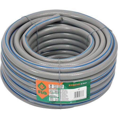 Wąż ogrodniczy ogrodowy Strong Line 3/4cal. 30m o zwiększonej wytrzymałości 89294 - ZYSKAJ RABAT 30 ZŁ