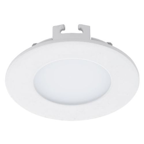 Plafon lampa oprawa wpuszczana downlight oczko Eglo Fueva 1 1x2,7W LED biały okr.94043, 94043