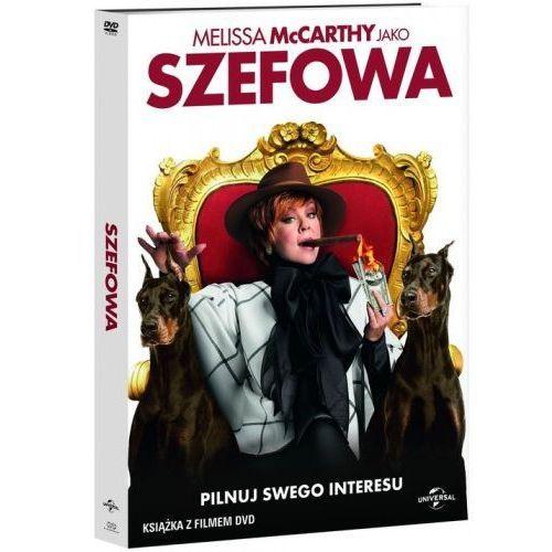 Mcd Szefowa booklet+dvd (9788380910508)