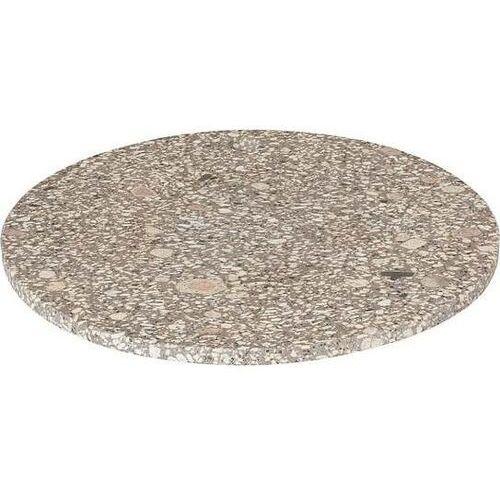 Kamienna deska do krojenia fi 30 cm roca