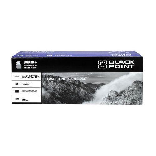 Toner Samsung CLT-K4072S czarny 1.5k BP Super+, BO6471
