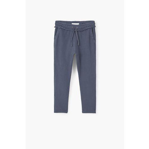 Mango Kids - Spodnie dziecięce Rock 104-164 cm - produkt z kategorii- Spodnie dla dzieci