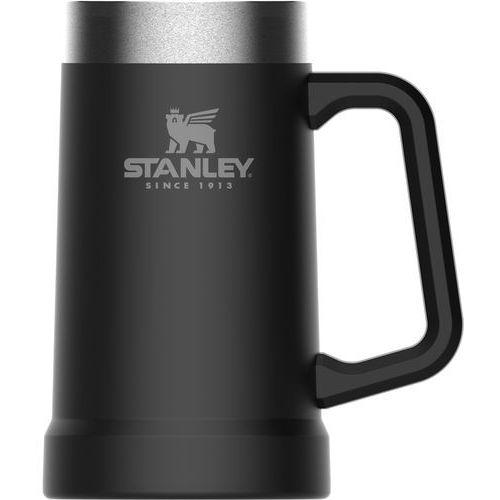 Stanley Kufel do piwa termiczny z uchwytem adventure 0,7 litra czarny mat (10-02874-034)