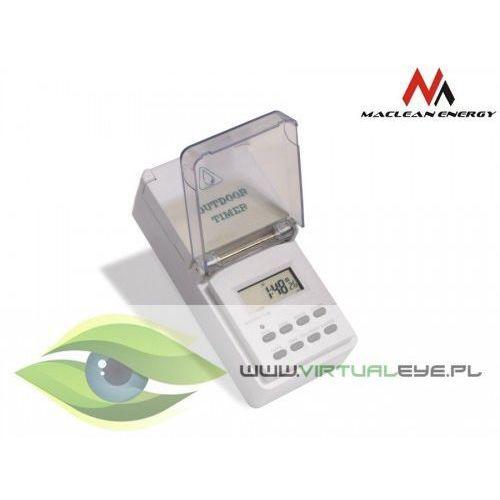 Maclean Timer cyfrowy zewnętrzny Energy MCE08 10 programów funkcja losowa 3600 W max 156 programów, 1_222125