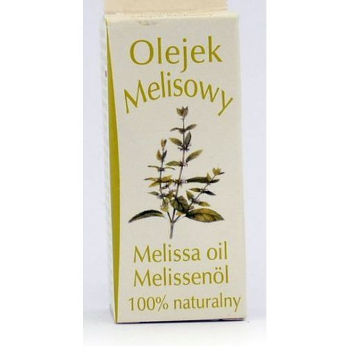Olejek zapachowy naturalny Melisa 7 ml