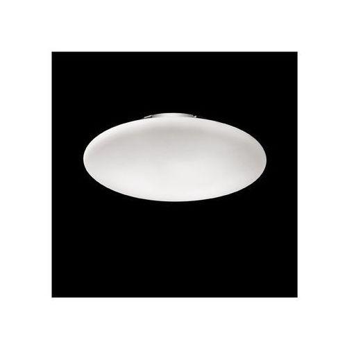SMARTIES PL2 D40 IDEAL LUX WŁOSKA LAMPA PLAFON 32047 -- rabat w koszyku -20% --, kolor biały,