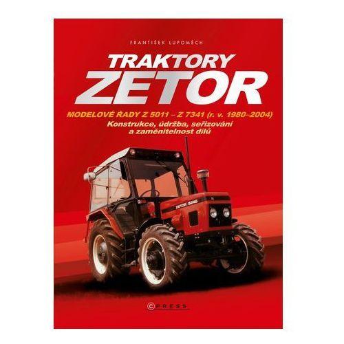 Traktory Zetor František Lupoměch