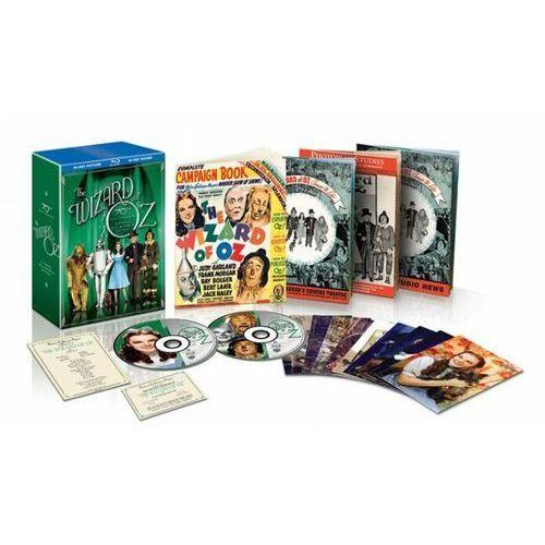 Czarnoksiężnik z krainy oz: limitowana edycja kolekcjonerska (2xblu-ray) - victor fleming wyprodukowany przez Galapagos films / warner bros. home video