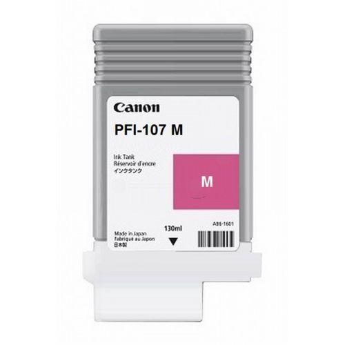 oryginalny atrament Canon [PFI-107M] magenta