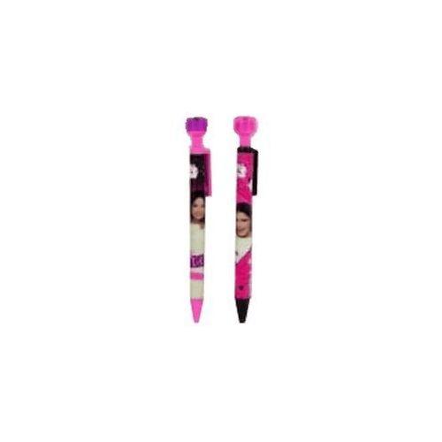 Derform Długopis automatyczny ze stempelkiem violetta 18 d (5901130033690)