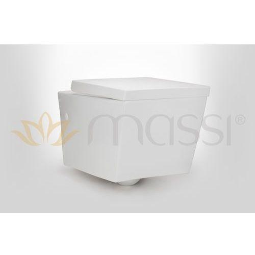 Massi Miska wisząca  inglo + deska wolnoopadająca duro (msm-2389du)