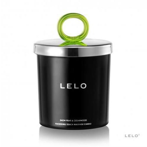 Lelo (se) Lelo świeca do masażu snow pear & cedarwood (7350022271227)