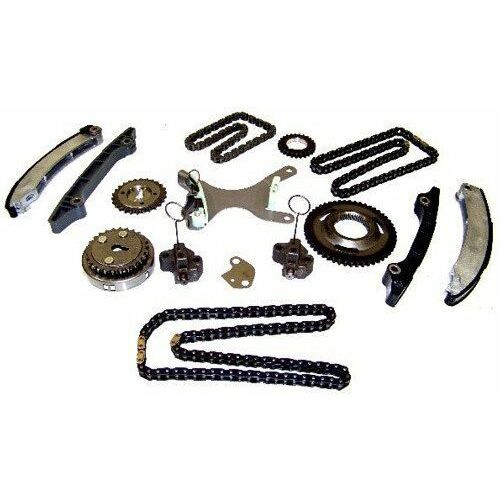 Rozrząd kpl łańcuchy koła zębate napinacze Jeep Cherokee Liberty 3,7 V6 2002-2003