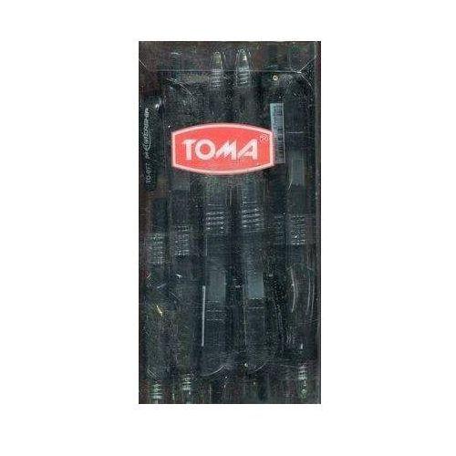 Długopis żelowy automatyczny Mastership TO-077 czarny [20 szt.] (5901133077325)